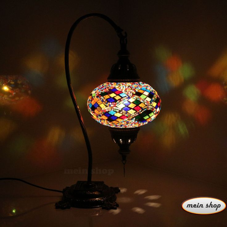The 19 best Mosaik Lampe Handgearbeitet images on Pinterest
