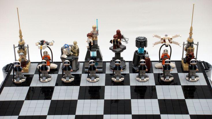 Les meilleurs jeux d'échecs Star wars