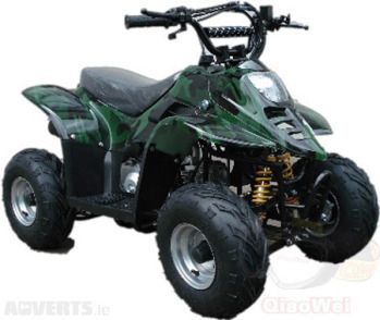 110cc Loncin Kids Quads  for sale on Adverts.ie #Quad #Kids