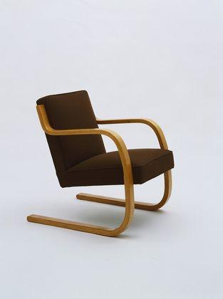 Alvar Aalto (Finnish, 1898–1976) Armchair