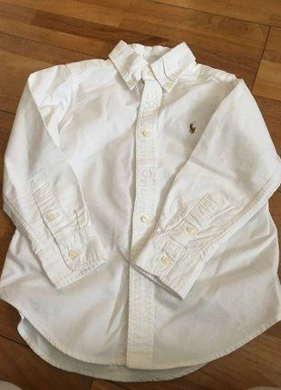 À vendre sur #vintedfrance ! http://www.vinted.fr/mode-enfants/chemises-et-t-shirts-chemises-manches-longues/35489322-chemise-ralph-lauren