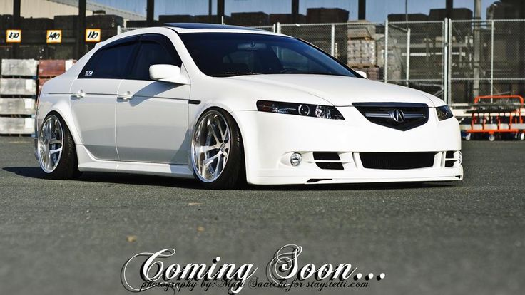 Acura TL Type-S  [Third Generation (UA6-UA7)]