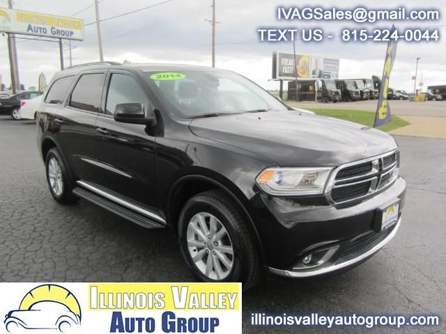 Awesome Dodge 2017: Used 2014 Dodge Durango SXT AWD for Sale in Peru IL 61354 Illinois Valley Auto Group GREAT CAR DEALS