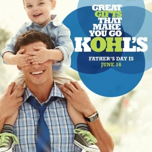 kohl's father's day coupon