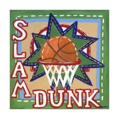 "Sports - Basketball (10 x 10"")"