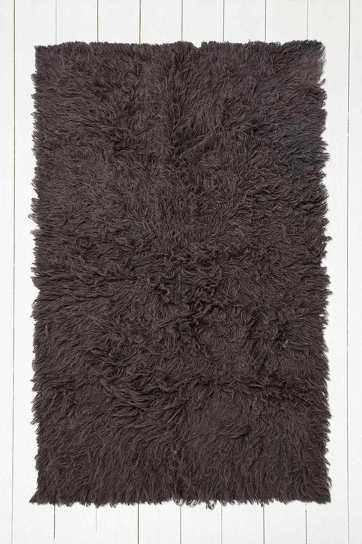 flokati tapis 3x5 gris sweet home pinterest gris urban outfitters et tapis. Black Bedroom Furniture Sets. Home Design Ideas
