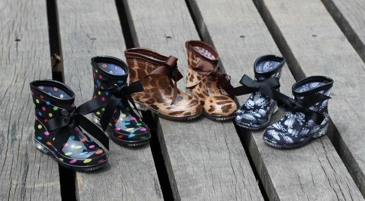 13.5 17.5 см резиновые детские дождя сапоги для девочек и мальчиков обувь симпатичные череп леопарда дети дети сапоги дождь 180 купить на AliExpress