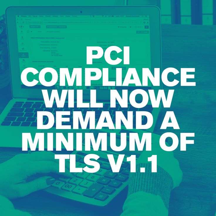 PCI compliance will now demand a minimum of TLS v1.1. As a business that needs to consider PCI DSS, here are just a few of the changes to the requirements that you'll need to bear in mind ahead of deadlines in 2018.