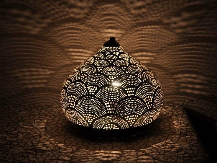 moroccan floor lamp