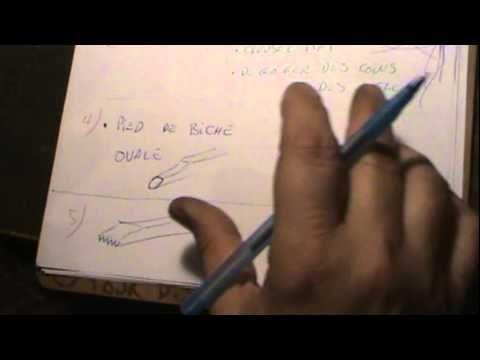 Échoppes.... Onglettes.... Préparation.... aiguisage. Partie 1 - YouTube