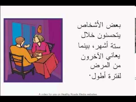 Arabic Post Traumatic Stress Disorder PTSD - YouTube