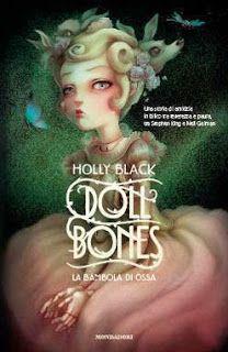 """La libreria di Luce: Lettura per Halloween: """"Doll Bones. La bambola di ..."""