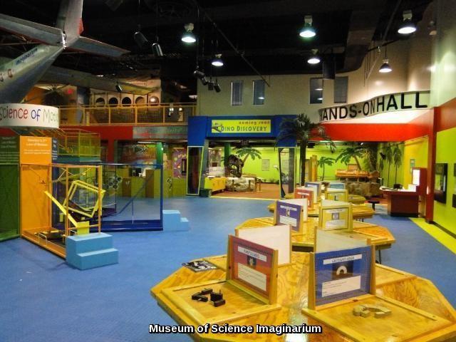 Museum of Science Imaginarium