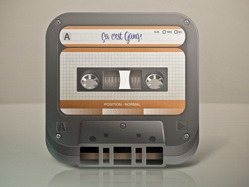 Tape Icon - Sosoa