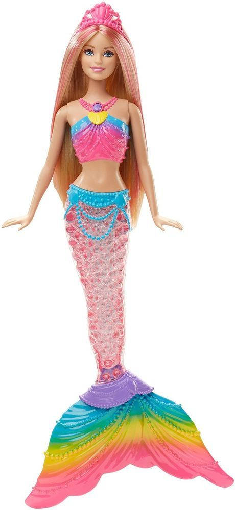 The little mermaid Doll Disney Princess Toy for girls #Mattel #Dolls