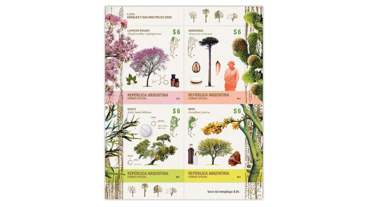 COLLECTORZPEDIA Flora - Multipurpose Trees