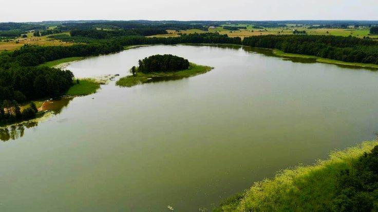 Mazury, działki nad Jeziorem Skolickim, Skolity koło Olsztyna