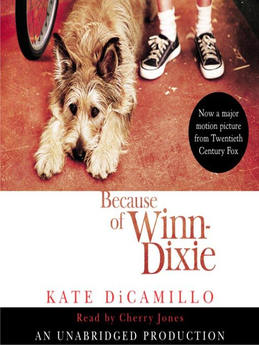 because of winn dixie by kate dicamillo essay Posts about because of winn-dixie  and ask them who their favorite character is in kate dicamillo's story, because of winn  a version of this essay.
