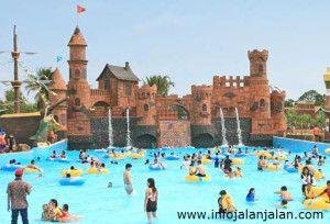 Tempat Liburan di Jakarta - Ocean Park Water Adventure http://infojalanjalan.com/tempat-liburan-di-jakarta-untuk-keluarga