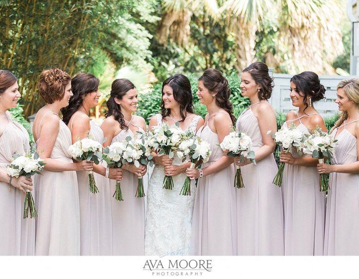 Best 25+ Beige Bridesmaid Dresses Ideas On Pinterest
