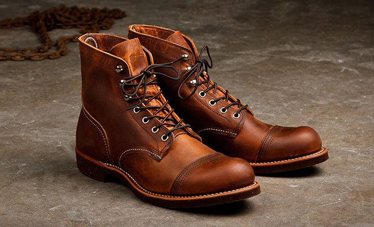 Iron Ranger Collection | Red Wing Heritage