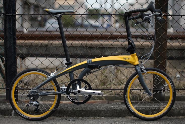Tern Bicycles Japan Official Blog: Pickup Model:Verge X30h