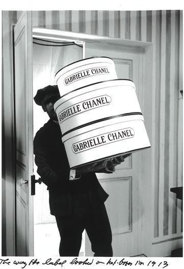 Lagerfeld's Silent Film Homage to Coco Chanel