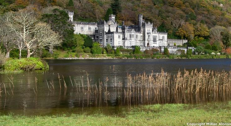 Kylemore Abbey, Connemara, IrelandIrish Clans, Dreams Places, Celtic Awakening, Places I D, Things Irish, Ireland Failt, Kylemore Abbey, Forty Shades