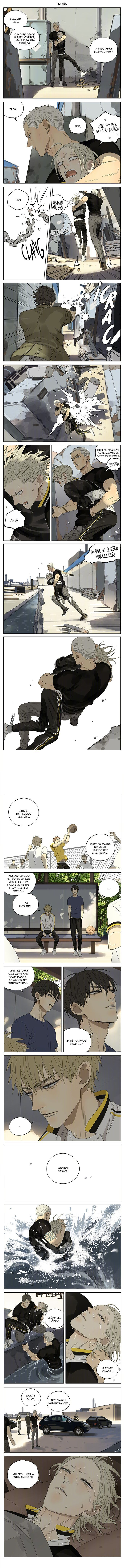 19 Days Capítulo 195 página 2 - Leer Manga en Español gratis en NineManga.com