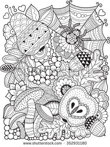 coloring book for adult - Coloring Or Colouring