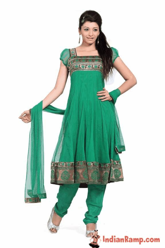 Dresses for Women | ... Salwar Kameez New Arrival of Chudidaar suits for Women@IndianRamp.com