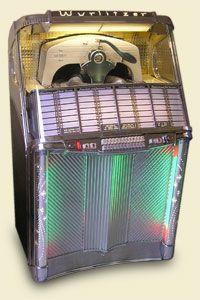 wurlitzer jukebox 5200 - Google zoeken