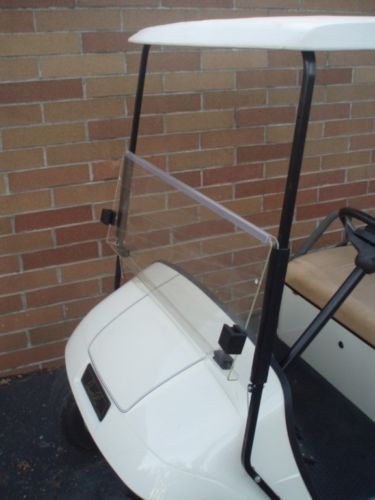 CLEAR Windshield for EZGO TXT Golf Cart 1995 & Up by Franklin. $81.99