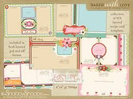 Image result for recipe templates for word