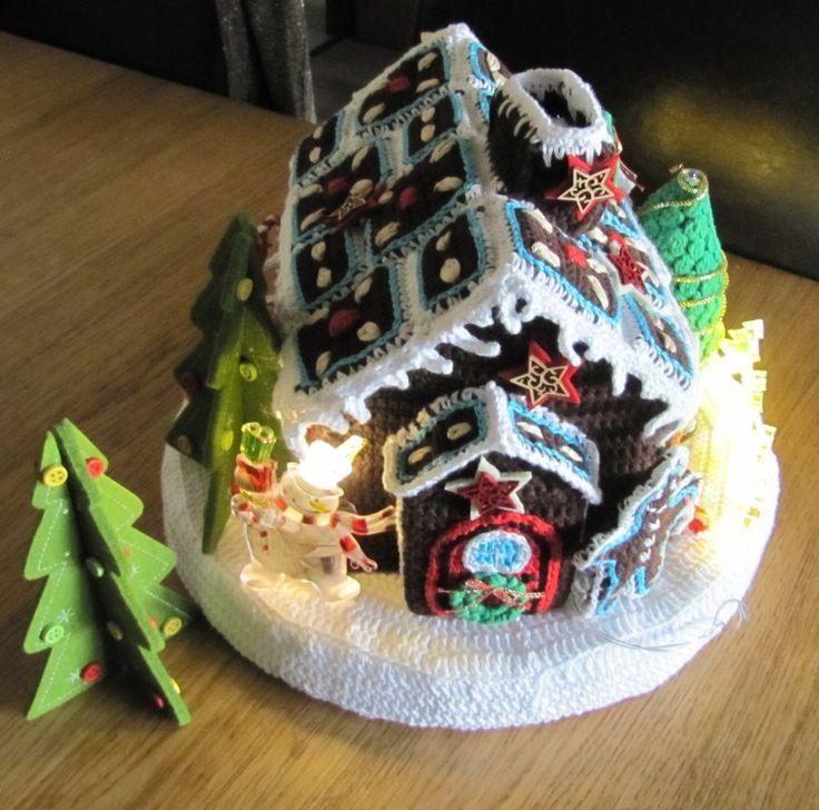 ber ideen zu weihnachtliche h kelmuster auf. Black Bedroom Furniture Sets. Home Design Ideas