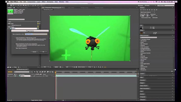 After Effects Workflow for Stop Motion Animation  (Beginners)