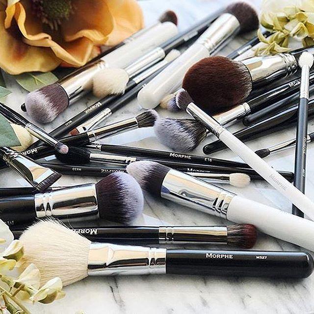 #Makeup #Morphe #MorpheBrushes