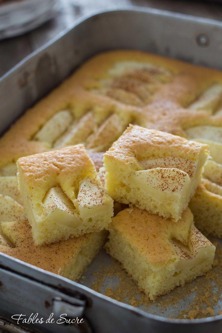 Torta di mele velocissima | Fables de Sucre