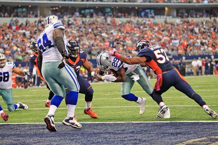 Week 5: Broncos vs. Cowboys