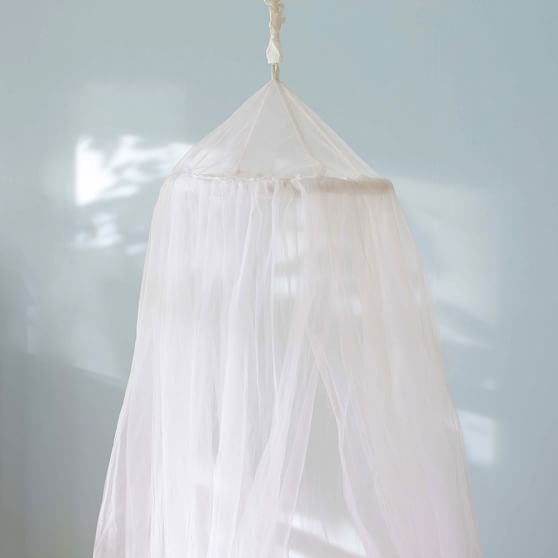 Classic Tulle Canopy | PBteen