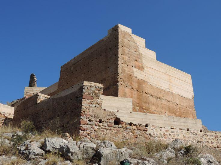 Torre-porta del poblat del Castell Vell