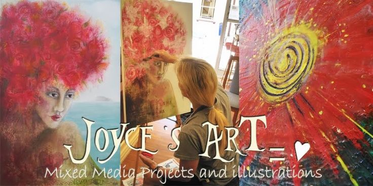 JoYce'S *ArT=♥ projects and workshops I am involved in