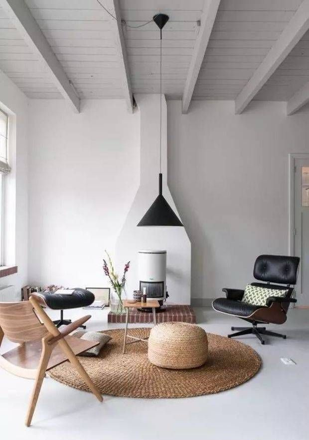 14 rooms that will inspire you to try a round rug