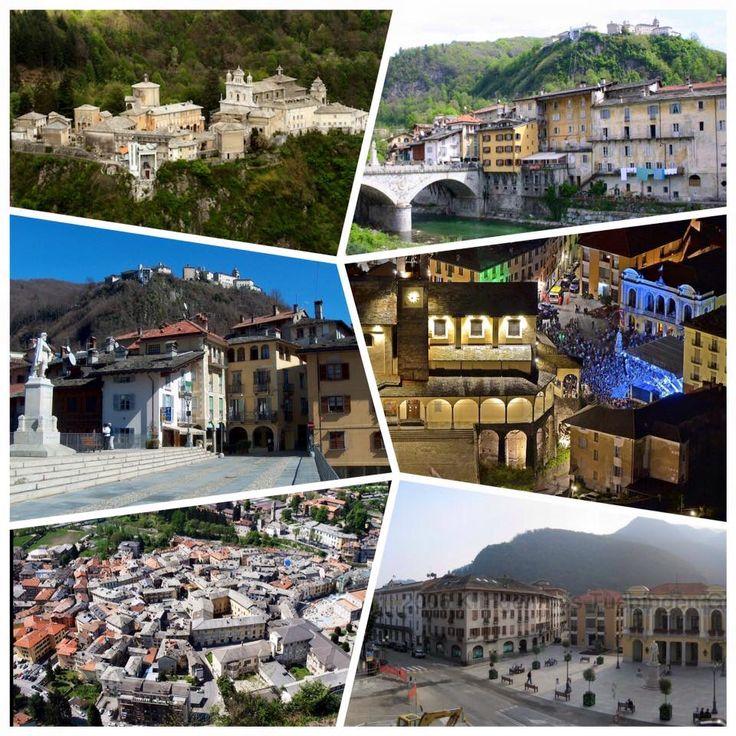 Varallo Sesia il paese dove sono nata e cresciuta fino all' età di due anni,ogni estate con i miei genitori ritornavamo qui per le vacanze ,dei momenti indimenticabili. #oltreilmiodestino