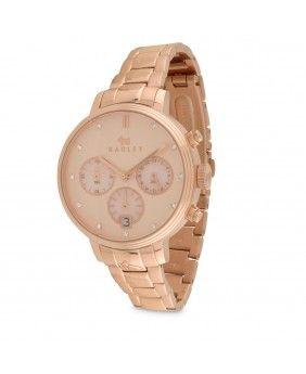 Battersea Rose Gold Bracelet Watch