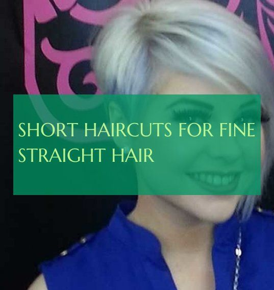 short haircuts for fine straight hair Straight Hair kurze haarschnitte für fein…