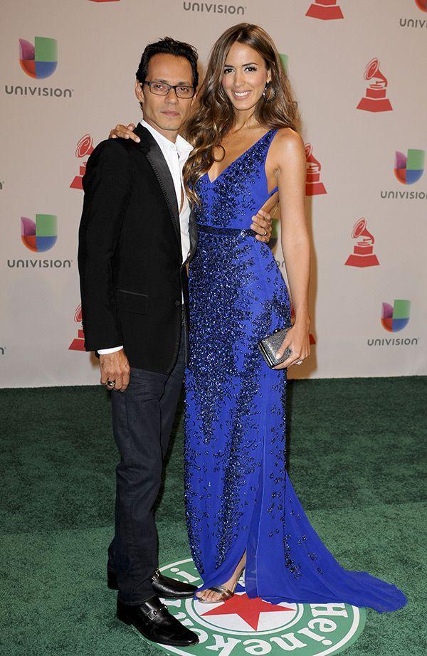 Marc Anthony & Shannon De Lima — PICS