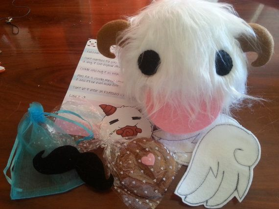 You Need These Plush Poros In Your Life