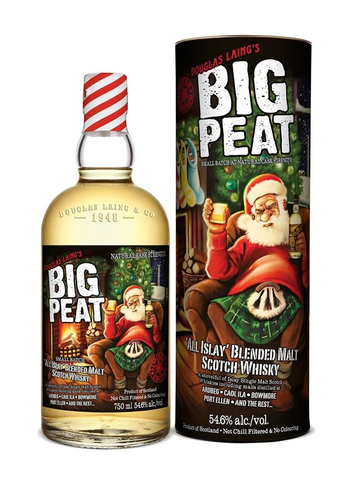 Big Peat Christmas Limited Edition - Coming Soon!  #Coming Soon #christmas #LimitedEdition #sklepballantines #shop #whisky #islay