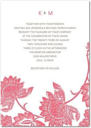 Invitation Design. Lovely.